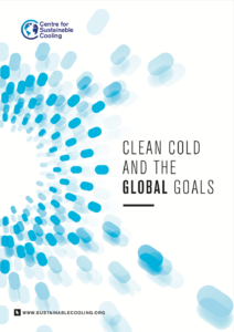 Clean Cold and the Global Goals Resource